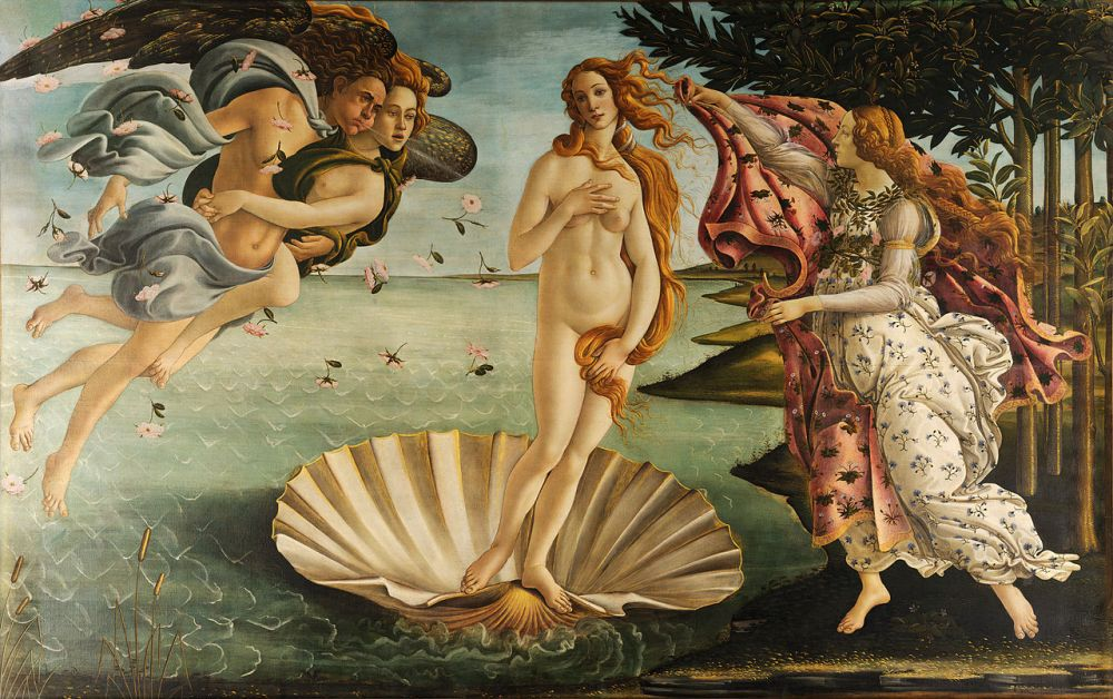 birthofvenus-botticelli